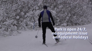 Fit to Fight Cross Country Ski Program