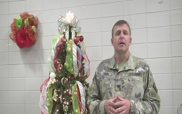 Camp Shelby Holiday Greeting