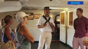 Cool Jobs: Keeping Our History Alive