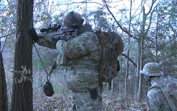Local and Military law enforcement share tactics through training