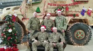 Happy Holidays from BEST A-22