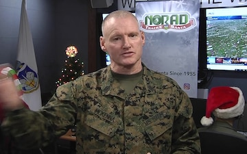 NORAD Tracks Santa Interview: Sgt. Maj. Paul McKenna