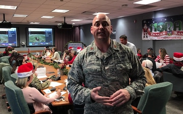 NORAD Tracks Santa Operations Center Walk Through