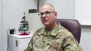 Chaplain Col. Joey T. Byrd