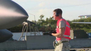 142nd Fighter Wing participates in Sentry Aloha 19-1