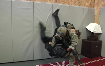 3rd Special Forces Group hone skills