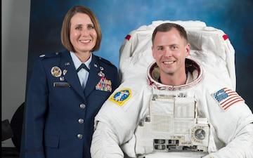 Col. Nick Hague, Airman Astronaut:  Inspiration, Family & Expectations