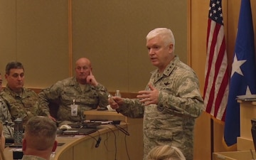 Airmen attend TIME workshop in Southbridge, Mass.