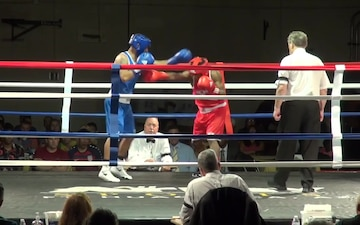 Field Artillery Soldier Instills Warrior Ethos Through Boxing