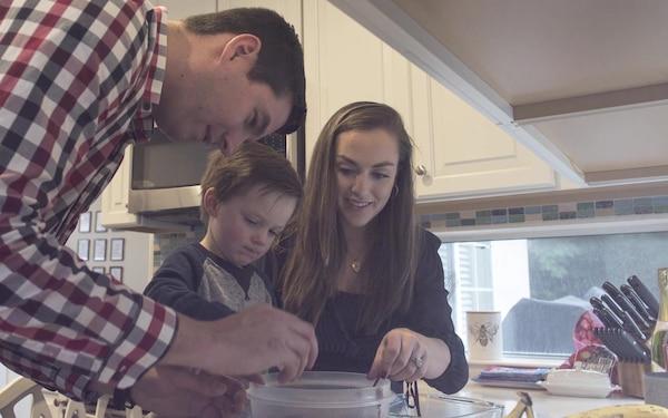 Air Force Spouse Life: Morgan Noller