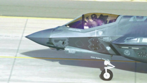 F-35A Lightning II Demonstration Team