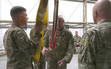 New Year, New Commander – 2-198 AR Change of Command