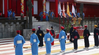 New Year at Shuri Castle