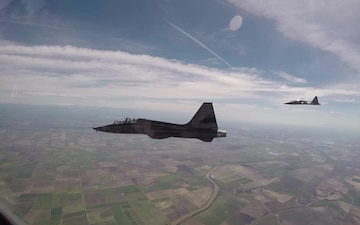 T-38 Talon Inflight 3