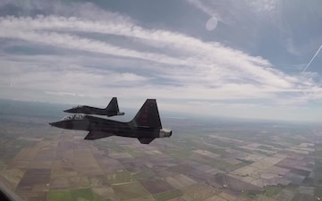 T-38 Talon Inflight 4