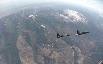 T-38 Talon Inflight 6