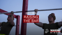 Marine Minute: Raising The Bar