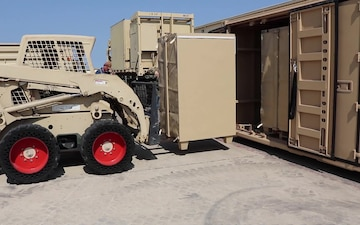 New Container Increases BCT Mobility