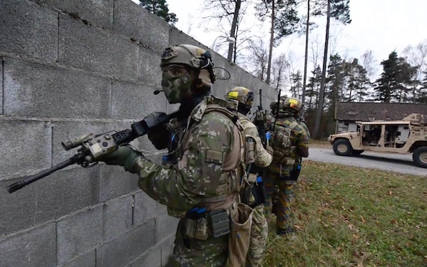 Multinational Special Operations Training in Germany