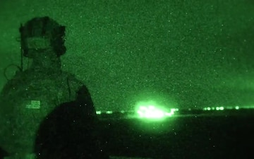 JTAC conducts Live Fire training