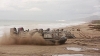 1st CEB Amphibious Breach Training (B-Roll)