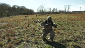Army Reserve Engineers Practice Basic Warrior Tasks and Skills