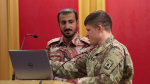 157th Military Engagement Team Transfer of Authority/Wrap-up