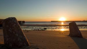 Kuwait Beach Sunrise Timelapse