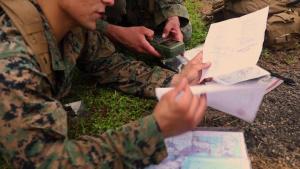 Advanced Infantry Marine Course Land Nav