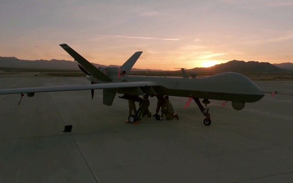 The MQ-9 Story: Kandahar Airfield - Social Media Teaser