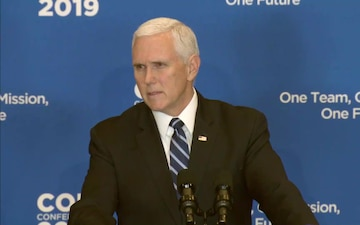 Vice President Pence Remarks to Global Chiefs of Mission Conference