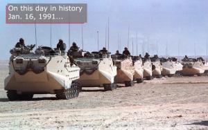 Flashback: Desert Shield- Desert Storm