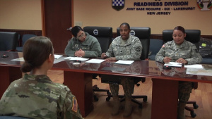 Army Reserve Careers Division hosts OCS panel