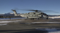 HMH-461 High Altitude Training