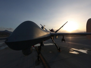COMACC speaks on MQ-9 Reaper innovation and tactics