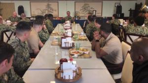 CNO Visits Commander, Fleet Activities Yokosuka (7th Fleet Social Media Video)