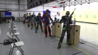 U.S. Army Junior Rifle National Championships Competition B-Roll