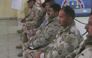 155th ABCT – Task Force India Bravo Teaches Combat Lifesaver Course to Iraqi Soldiers