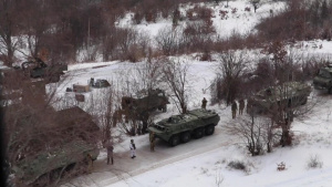 KFOR Units train regularly all over Kosovo