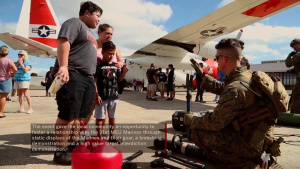 31st MEU Marines engage with local Hawaiian community