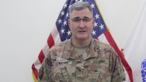 Comments from Commanding General, 184th Sustainment Command, on the Unit's Move to Monticello