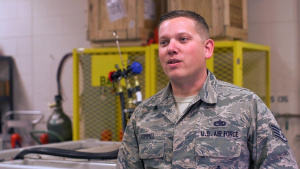 F.E. Warren Airman Saves Thousands of Man-Hours