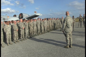127th Wing Emerald Warrior Wrap Up Video
