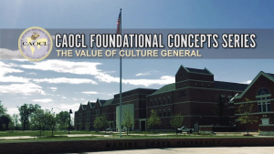 The Value of Culture General