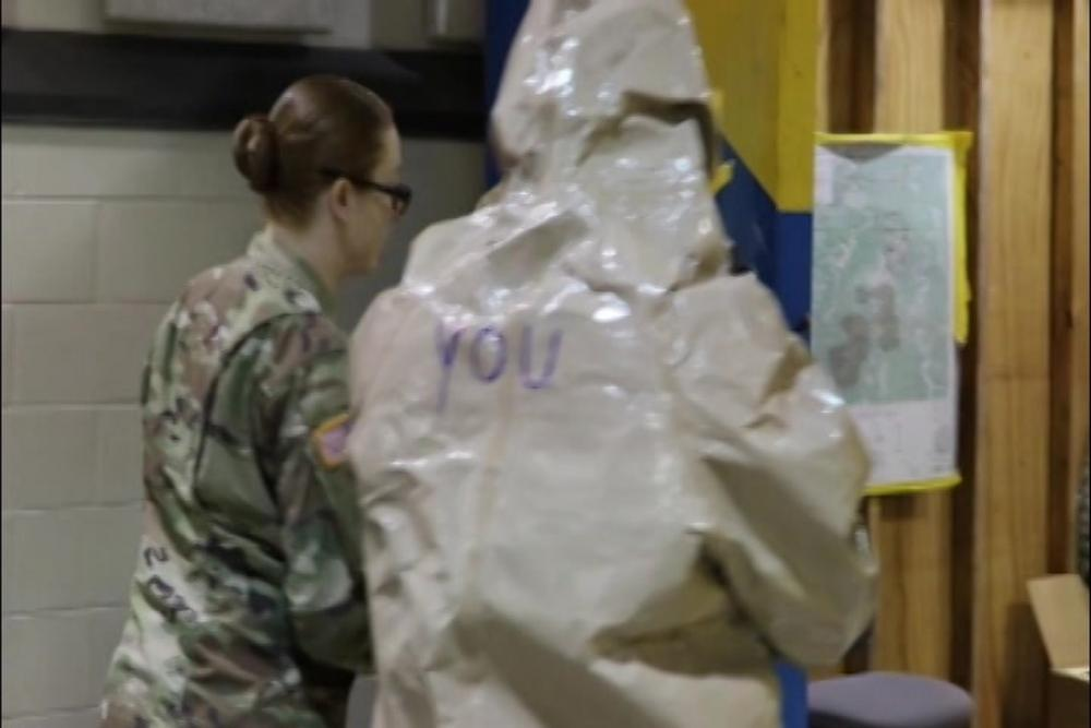 DVIDS - Video - 3rd Brigade Chemical Provides Training to