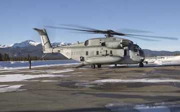 HMH-461 Cold Weather Training