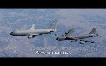 KC-46 Pegasus Features/Capabilities