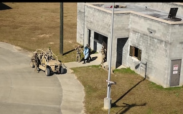 Combined SF Forces Extract Target at Southern Strike 19
