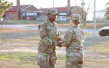 Meet Your Army - 1st Lt. Shaquille Turner