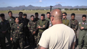 U.S., PAF Airmen Deepen Professional Relationships